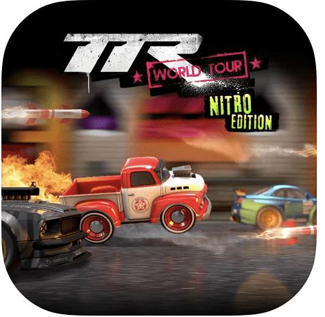Logo TTR World Tour