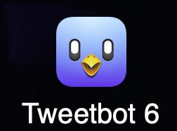 Logo Application Tweetbot